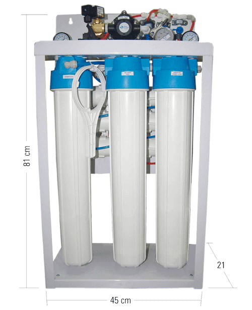 reverse osmosis big flow